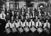 Looft den Heer in de jaren '50 - nog met drumband