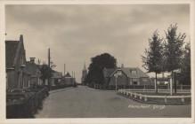 Ansichtkaart Kleine Buurt -post 1941