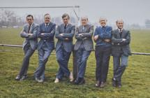 Oprichters voetbal VenV'68