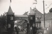 Erepoort Gr.Buorren bij Sietze Kloosterman