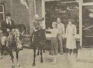 Romke Wierenga opening slagerij