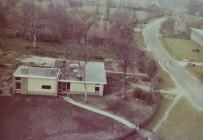Westerein, luchtfoto 1961
