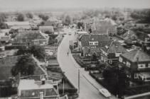 Luchtfoto - vanaf toren Gerf.Kerk