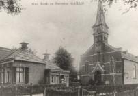 Ger.Kerk - oude pastorie - reproductie