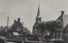 Gr.Buorren Oost - oude kerk, nieuwe pastorie