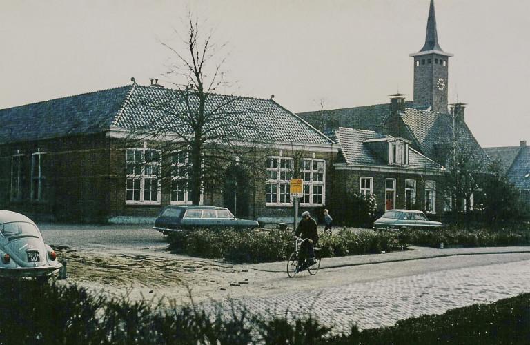Greate Buorren, oude lagere school