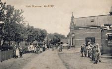 Ansichtkaart Café Wartena