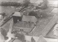 Inialoane - luchtfoto