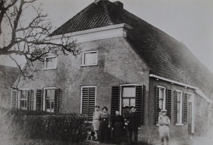 Lytse Buorren - pand ca.1920