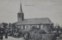 Lytse Buorren - Herv.Kerk begin 1900