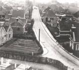 Lytse Buorren - panorama foto vanaf kerktoren