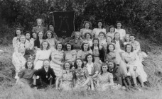 Meisjes Ver. op Ger. Grondslag - opgericht 1922