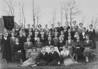 Meisjes vereniging - 1935