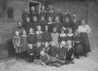 Openbare school Tsjerkepaed 1919