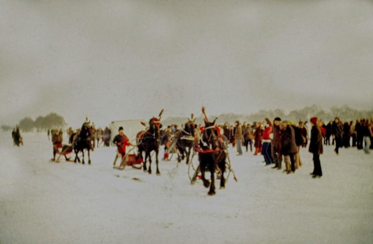 IJsbaan winter 1979